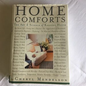 Home Comforts Book
